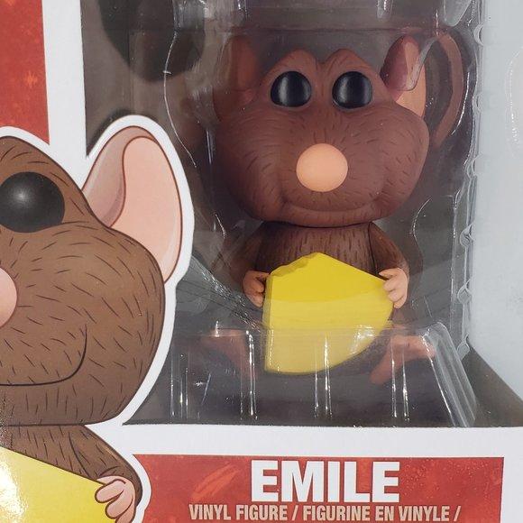 Funko 271 Emile Ratatouille Disney Cheese Vaulted
